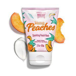 Perfectly Posh Wassup, Peaches BFY Hand Cream